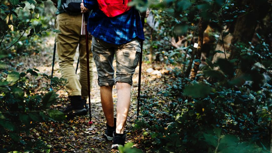 5 Ways to protect your knees while hiking